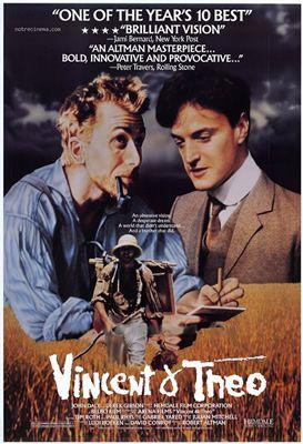 Vincent et Théo de Robert Altman