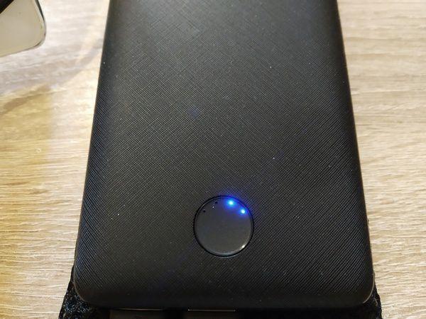 test de la batterie externe Anker PowerCore Essential 20.000 mAh @ Tests et Bons Plans