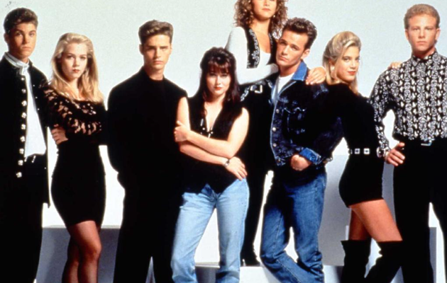 Les années 90 , tendance de cette année.