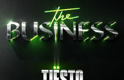 Tiësto - The Business | official vidéo | Lyrics