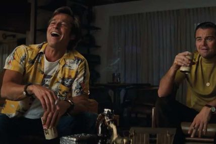 ONCE UPON A TIME IN HOLLYWOOD, NOUVELLE BANDE-ANNONCE !