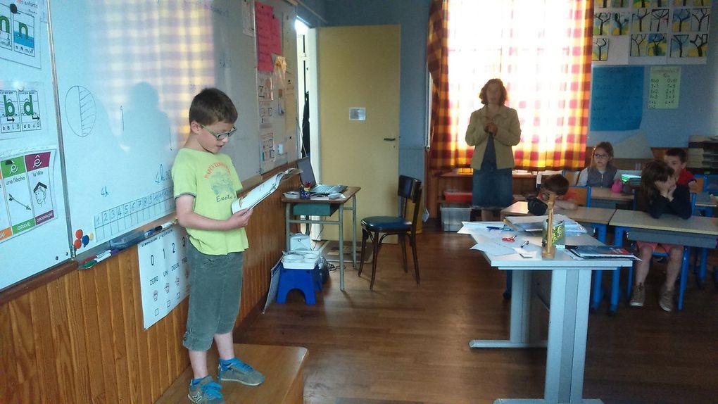 CP, lectures à la classe : suite et fin