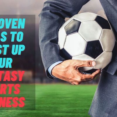 5 Proven Strategies to Level up Your Fantasy Sports Business?
