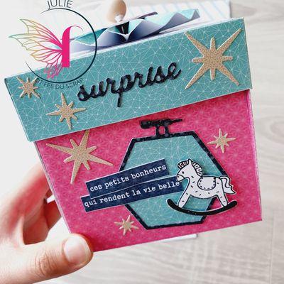 Julie - Boîte surprise