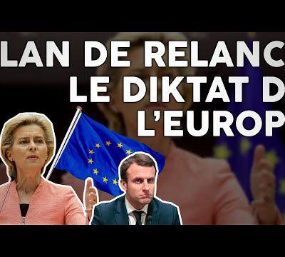 """Plan de relance : les incroyables """" recommandations """" de l'Union européenne !"""