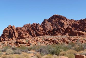 "USA 2008 - part 18 - ""Hot, hot, hot, Valley of Fire."""