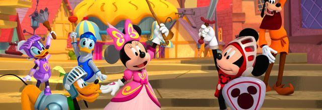 """""""La Maison Magique de Mickey"""", nouvelle série à découvrir dès le 15 novembre sur Disney Junior"""