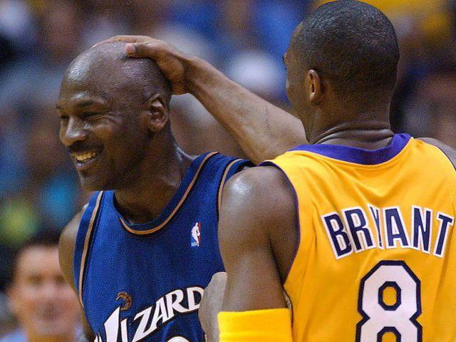 Quand Kobe Bryant voulait rejoindre Michael Jordan à Washington