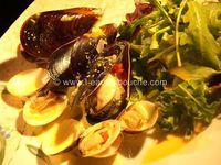 Cassolette de Coquillages & de Crevettes au Colombo
