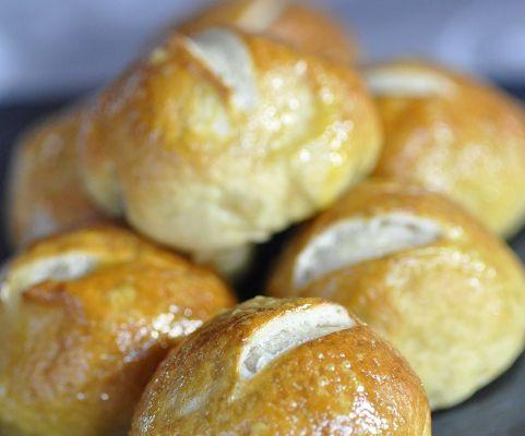 mini pain a bretzelou malicettes au thermomix en pas à pas