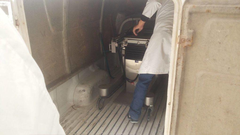 Transfert du local de la Voix de l'Enfant à l'Hôpital Régional de Gabes