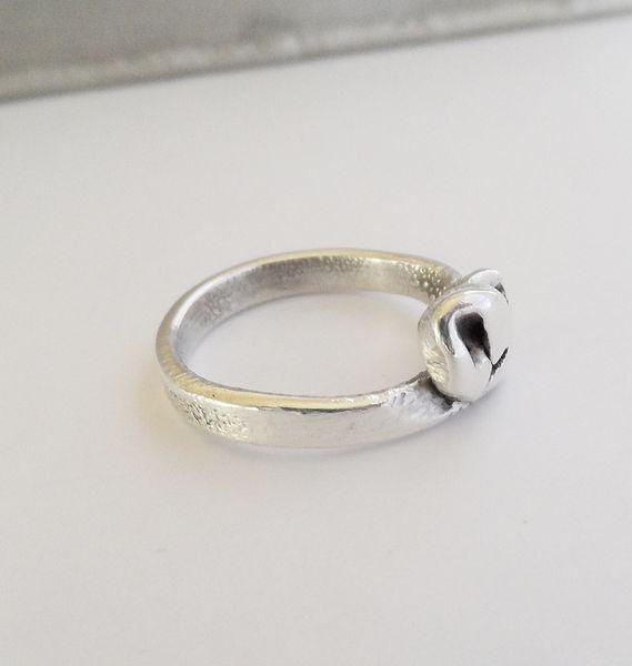 Idée cadeau, un bijou unique en argent !