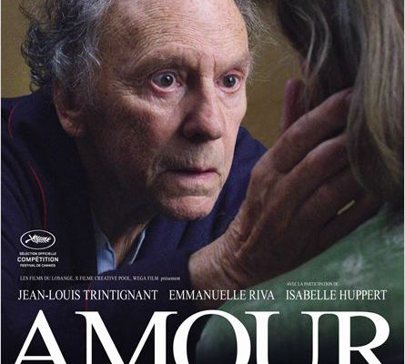 AMOUR / CINEMA / MICHAEL HANEKE / PALME D'OR A CANNES 2012