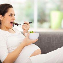 Bà bầu sinh mổ nên ăn gì?