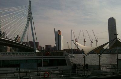 Rotterdam, cap vers le port