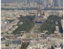 Paris au soleil... une journée bien remplie