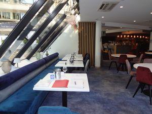 """Formation professionnelle """"Restaurant Le Duplex """" à Chambéry -  avec Fagiht Formation : Œnologie, accords mets et vins."""
