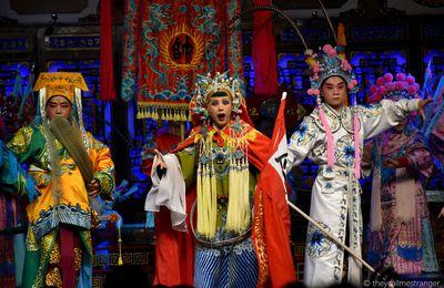 L'opéra du Sichuan 川剧