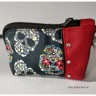 Porte monnaie Turnabout Pouch Pattern