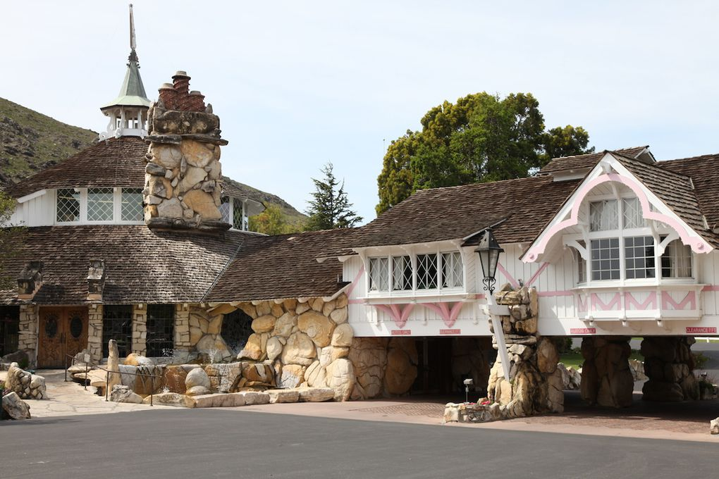 Le Madonna Inn