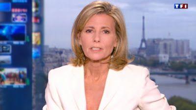 2013 05 11 - CLAIRE CHAZAL - TF1 - LE 20H @20H00