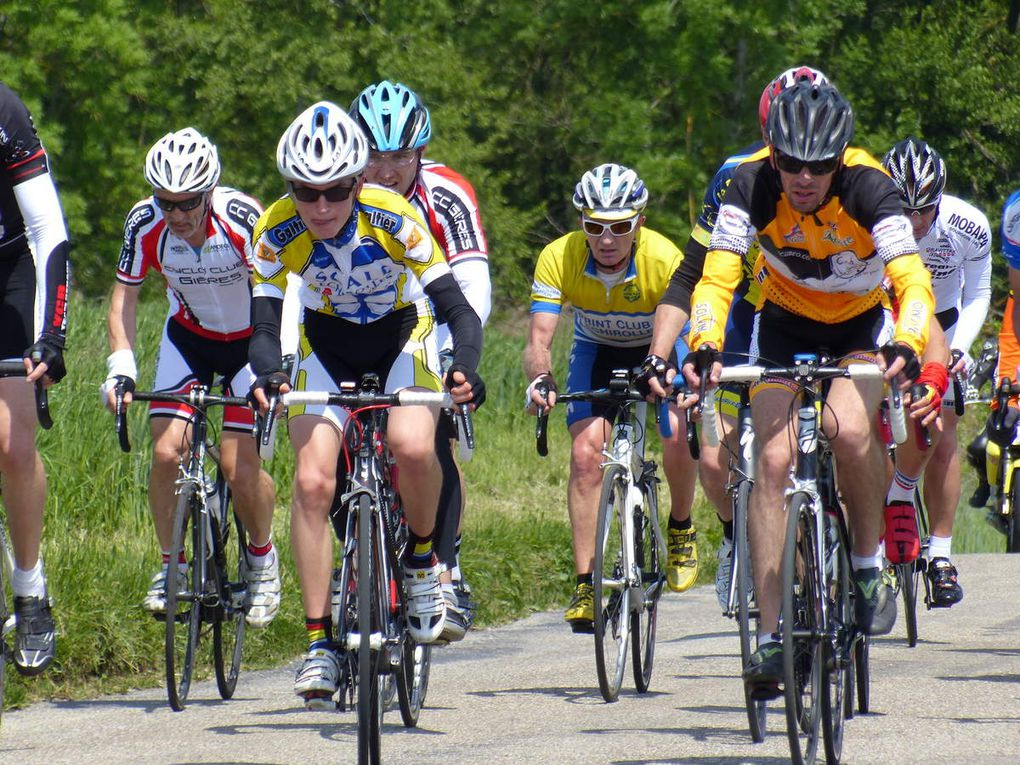 Grand Prix Bois de Cessieu : les résultats