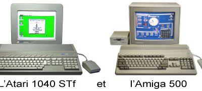 Muzax 14, 4ème et dernière partie - Atari ST et Commodore Amiga, des micro-ordinateurs de légende !