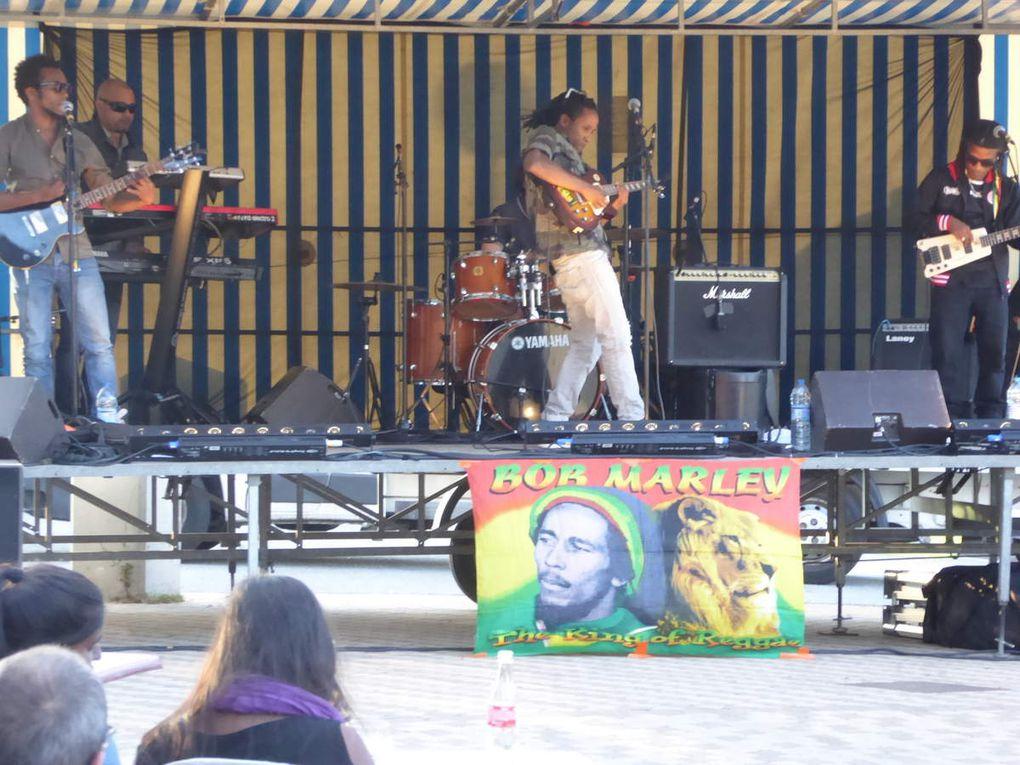 Les bistrots en fête se sont terminés par une soirée Reggae au café du Mail. La saison avait débuté par de la Salsa à la Brasserie le Flaubert et le Café de la Bourse pour se poursuivre, au bar le Flash avec du Rock,  au Petit Kiosque  avec du Rock Alternatif, au Budddie's Birds  de la Musique Latino, au  Café du Marché et au Café Crème pour du Rock Décalé et Chez le Rem's pour du Blues.