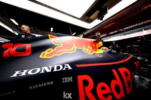 Honda se positionne chez Red Bull