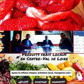 Découvrez la NOUVELLE PLATEFORME INTERACTIVE et mangez frais, local, de saison en RÉGION CENTRE VAL DE LOIRE - VIVRE AUTREMENT VOS LOISIRS avec Clodelle
