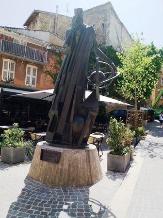 Salon-de-Provence : quelques images...