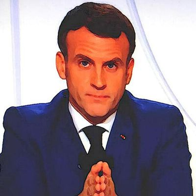 Le calendrier de l'Avent du Président Macron