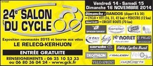 SALON DU CYCLE 2014