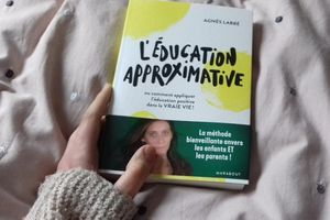 Lecture : 'L'éducation approximative' d'Agnès Labbé