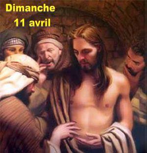 Dimanche 11 avril : Dimanche de la Miséricorde