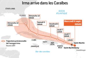 Irma, l'ouragan le plus puissant jamais enregistré dans l'Atlantique! Publié parCarolyonne89