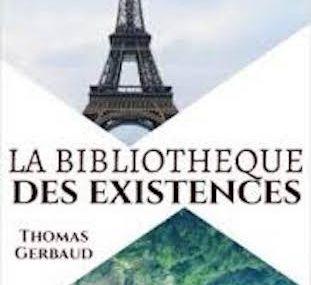 Thomas Gerbaud - La Bibliothèque des existences