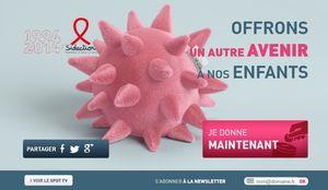 SIDACTION 2014 : recherche et prévention plus que jamais d'actualité
