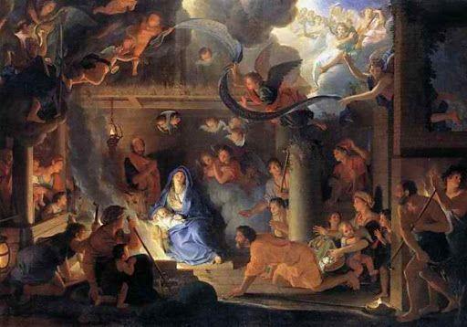 Noël: la réalisation de la promesse divine