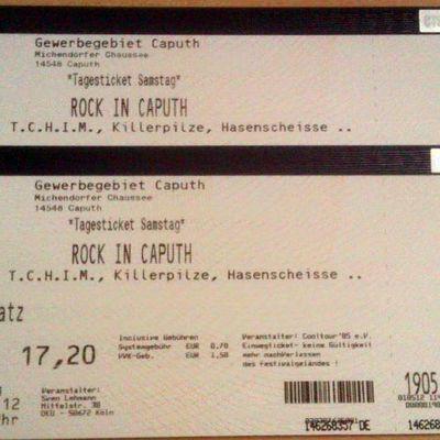 Rock in Caputh *-*