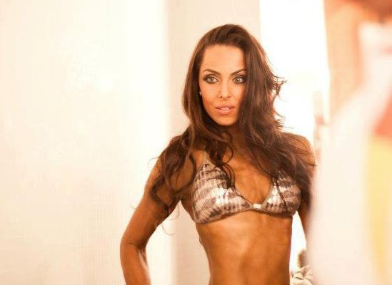 Interview Bikini Girl : Tania Pereira, IFBB