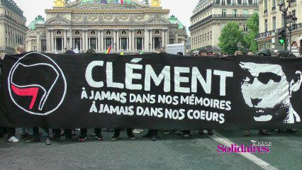 (vidéo) Clément Méric : Ni oubli Ni pardon