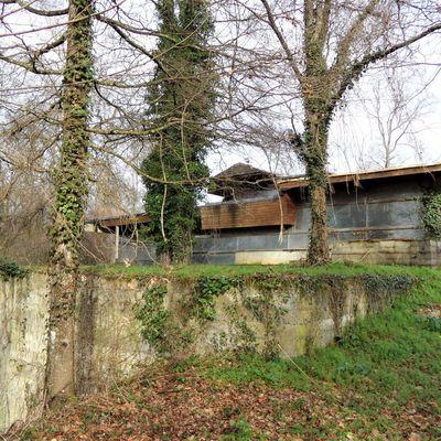 L'atelier et la résidence Lay monuments historiques !