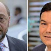 Débat Martin Schulz - Thomas Piketty : changer l'Europe ou changer d'Europe ?