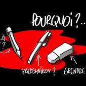 MOURIR POUR DES IDÉES #CharlieHebdo