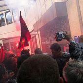 Solidarité avec les ouvriers et ouvrières de Michelin
