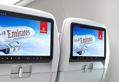 Emirates commits to Inmarsat's GX Aviation inflight broadband for Boeing 777X fleet
