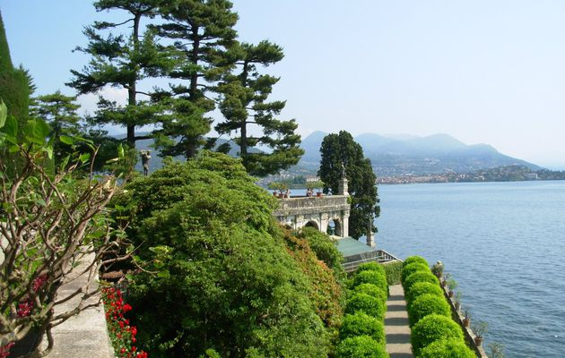 "Italie - Lac Majeur ""Isola Bella"""