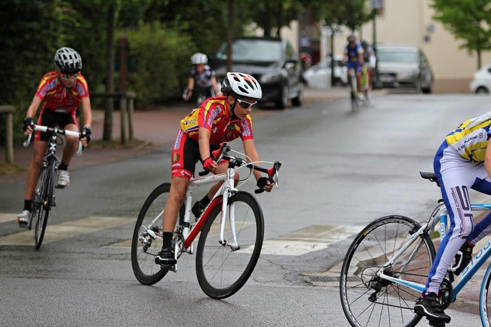 Les résultats de l'école de cyclisme à Saclay (91) du 4/09
