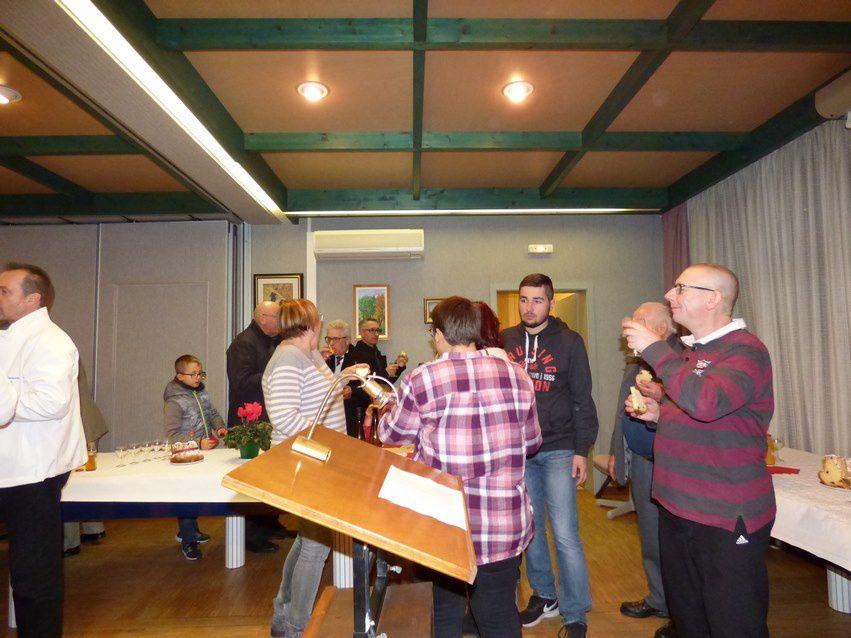 Cérémonie du 10 novembre à Volgelsheim